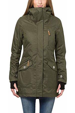 Berydale Women Parkas - Women's Wind and Waterproof Parka Jacket
