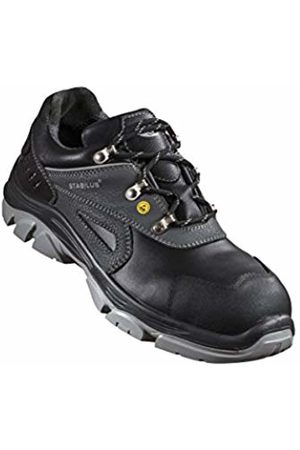 Stabilus Unisex Adults' 6386al Safety Shoes, Grau | Schwarz