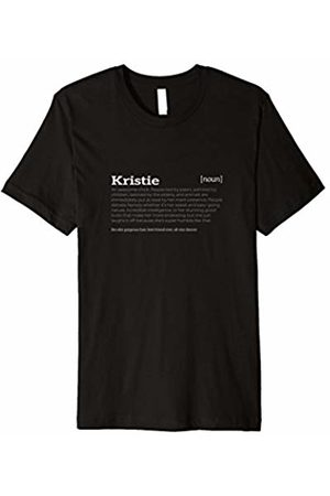 Ann Arbor Kristie is an Awesome Chick | Funny Compliment T-shirt