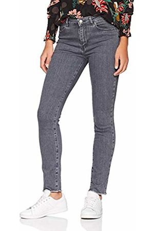 HUGO BOSS Women's J11 Murietta Straight Jeans, (Dark 021)