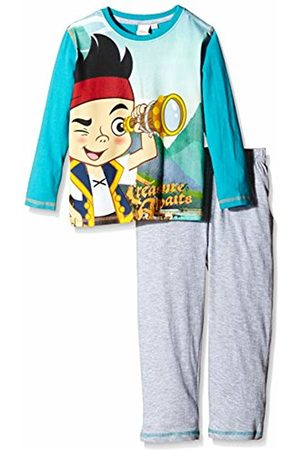 Disney Disney Boy's Jake and the Neverland Pirates Treasure Hunter Long Sleeve Pyjama Set
