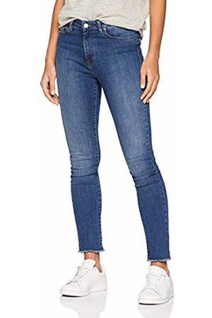 HUGO BOSS Women's J11 Murietta Straight Jeans, (Bright 433)