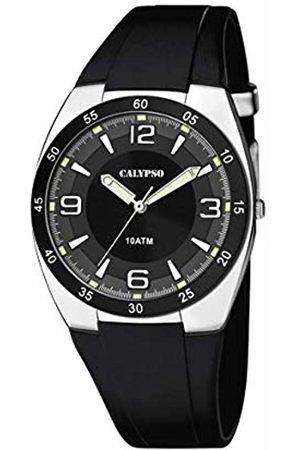 Calypso Men Watches - Mens Analogue Quartz Watch with Plastic Strap K5753/3