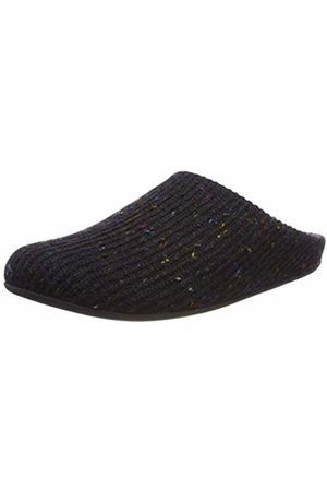 FitFlop Men's Shove Mule Knitted Open Back Slippers