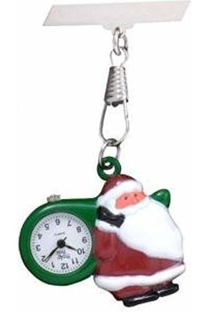 FunkyFobz Father Christmas Santa Vet Nurse Midwife Beauty Therapist Fob Watch