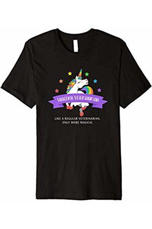 Triple G Mavs Unicorn Veterinarian Shirt Funny Cute Magical Gift
