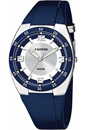Calypso Mens Analogue Quartz Watch with Plastic Strap K5753/2