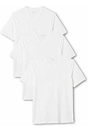 HUGO BOSS Hugo Men's T-shirt Vn 3p Co T-Shirt ( 100)