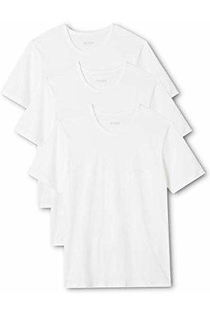 HUGO BOSS Hugo Men's T-shirt Rn 3p Co T-Shirt, ( 100)