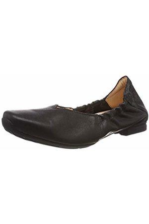 Think! Women's Gaudi_484176 Ankle Strap Ballet Flats