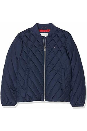 Tommy Hilfiger Girl's Mixed Quilt Padded Jacket
