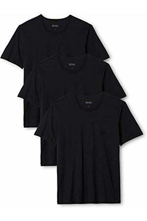 HUGO BOSS Hugo Men's T-shirt Rn 3p Co T-Shirt, ( 001)