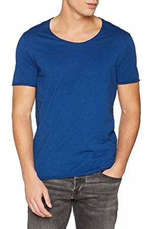 Selected Homme Men's Slhnewmerce Ss O-Neck Tee W Noos T-Shirt