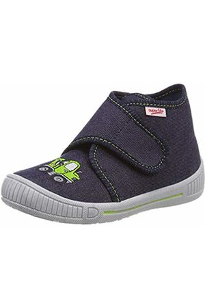 Superfit Boys' Bully Hi-Top Slippers