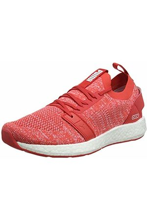 Puma Women's Nrgy Neko Engineer Knit WNS Competition Running Shoes, (Hibiscus 06)
