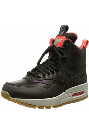 Nike Women's W Air Max 1 Mid Snkrbt RFLCT Baby Shoes Multi-Coloured Size: 4 UK
