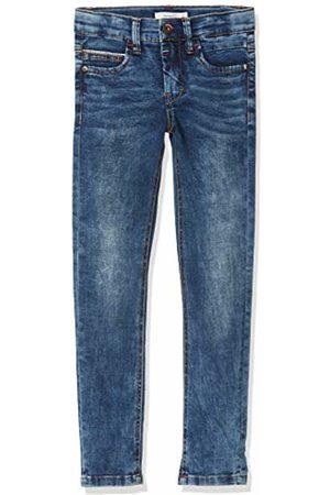 Name it Boy's Nkmtheo Dnmtimon 2153 Pant Noos Trouser, (Medium Denim)