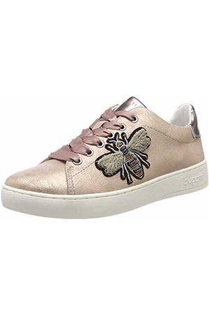 Bugatti Women's 4.32291E+11 Low-Top Sneakers, (Rose/Metallic 3490)