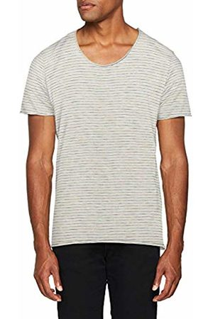 Selected Homme Men's Slhnewmerce Stripe Ss O-Neck Tee W Noos T-Shirt