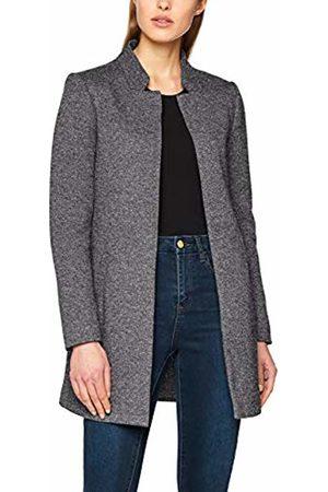 ONLY NOS Women's onlSOHO Coatigan NOOS TLR Coat, (Dark Blend)