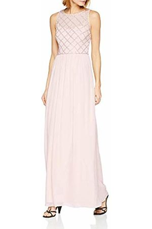 Adrianna Papell Women's AP1E200459 Party Dress, (Blush)