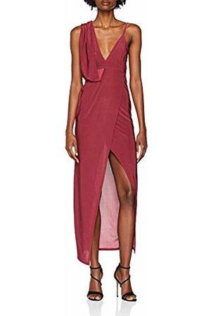New Look Women's Slinky Drape 6089833 Party Dress