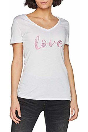 True Religion Women's Vneck Love T-Shirt