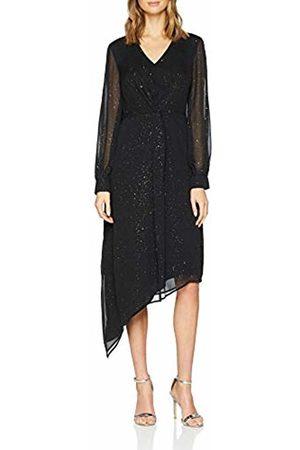 warehouse Women's Glitter Midi Dress