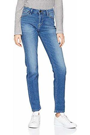 Lee Women's Elly Straight Jeans, ( Drop Em)