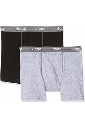 Sloggi For Men Men's Start Ho Short C2p Hipster, ( Combination M013)