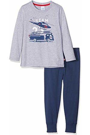 Sanetta Boy's Pyjama Long Set, ( Mel. 1737)