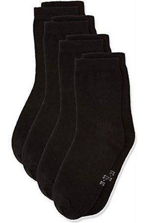Name it Boy's Nknsock 5p Noos Calf Socks, (Schwarz )
