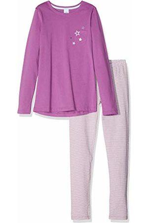 Sanetta Girl's Pyjama Long Set, ( 6244)