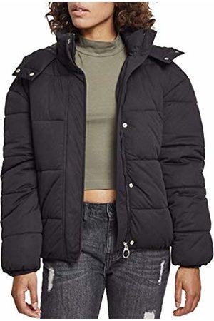 Urban classics Women's Ladies Boyfriend Puffer Jacket ( 00007)