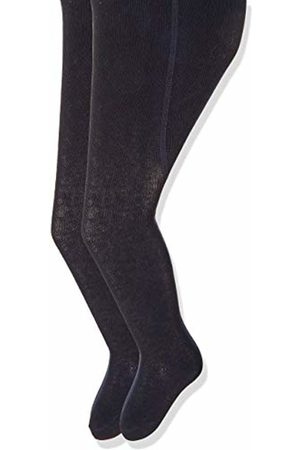 Name it Baby Nbfpantyhose 2p Tights, Dark Sapphire