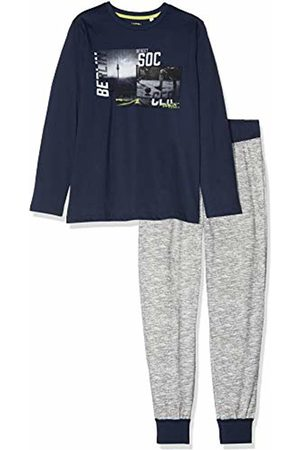 Sanetta Boy's Pyjama Long Set, (Classic 5968)
