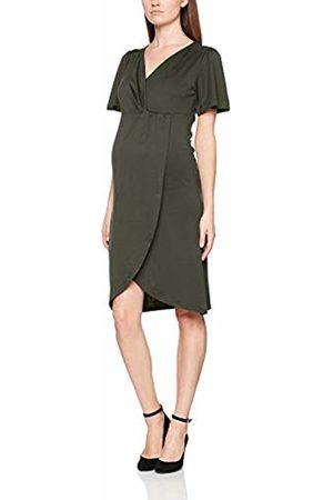 Mama Licious Women's Mlsuri 2/4 Abk Jersey Dress