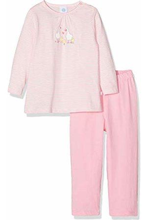 Sanetta Baby Girls' Pyjama Long Set, (Scampi)