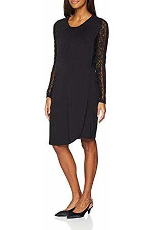 Mama Licious Women's Mlkirsten Iris L/s Jersey Abk Dress Nf