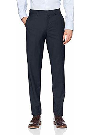 s.Oliver Men's 02.899.73.4432 Suit Trousers, ( Melange 58M4)