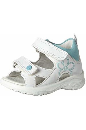 Ecco Baby Girls Peekaboo Sandals