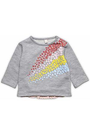 Esprit Kids Baby Girls Sweatshirt, (Heather 223)
