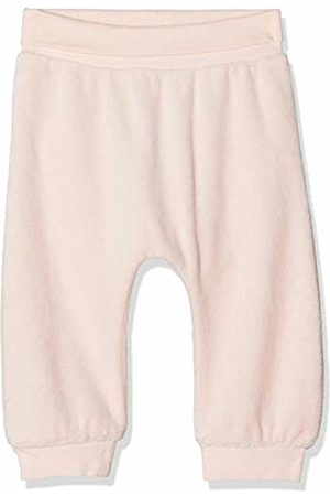 Name it Girls Trousers - Baby Girls' Nbftemoon Vel Pant Noos Tracksuit Bottoms