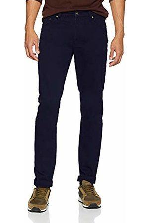 Jacamo Men's Slim Gaberdine Jeans, (Navy)