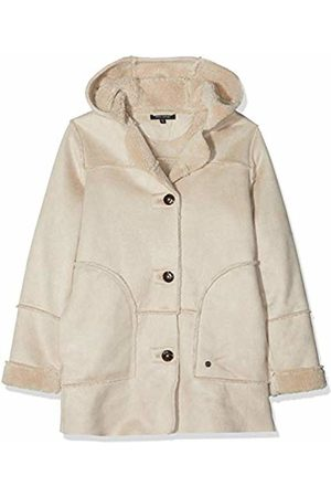 Marc O' Polo Girls' Fellmantel Coat, (Frosted Almond|