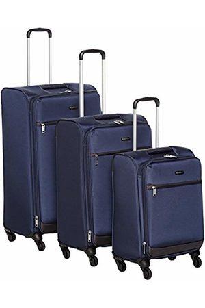 """AmazonBasics Softside Spinner Luggage - 3 Piece Set (21"""", 25"""""""