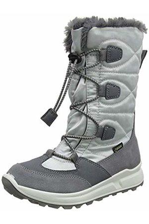 Superfit Girls' Merida Snow Boots, (Hellgrau 25)