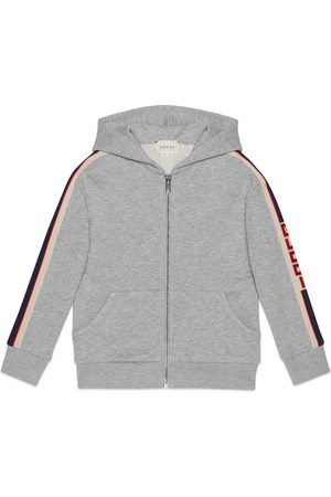 Gucci Children's sweatshirt with stripe