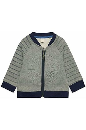 Esprit Kids Baby Boys' RM1702209 Cardigan, (Mid Heather 260)