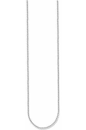 Thomas Sabo Unisex-Necklace Glam & Soul 925 Sterling Length 90 cm KE1106-001-12-L90